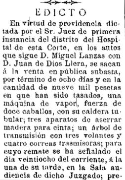 1897_06_17_Diario oficial de avisos de Madrid. 17-6-1897_Subasta Serrería.png